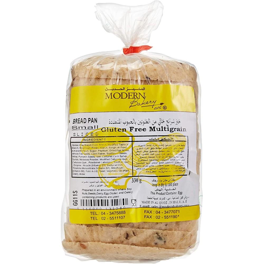 Modern Bakery Gluten Free Sliced Bread