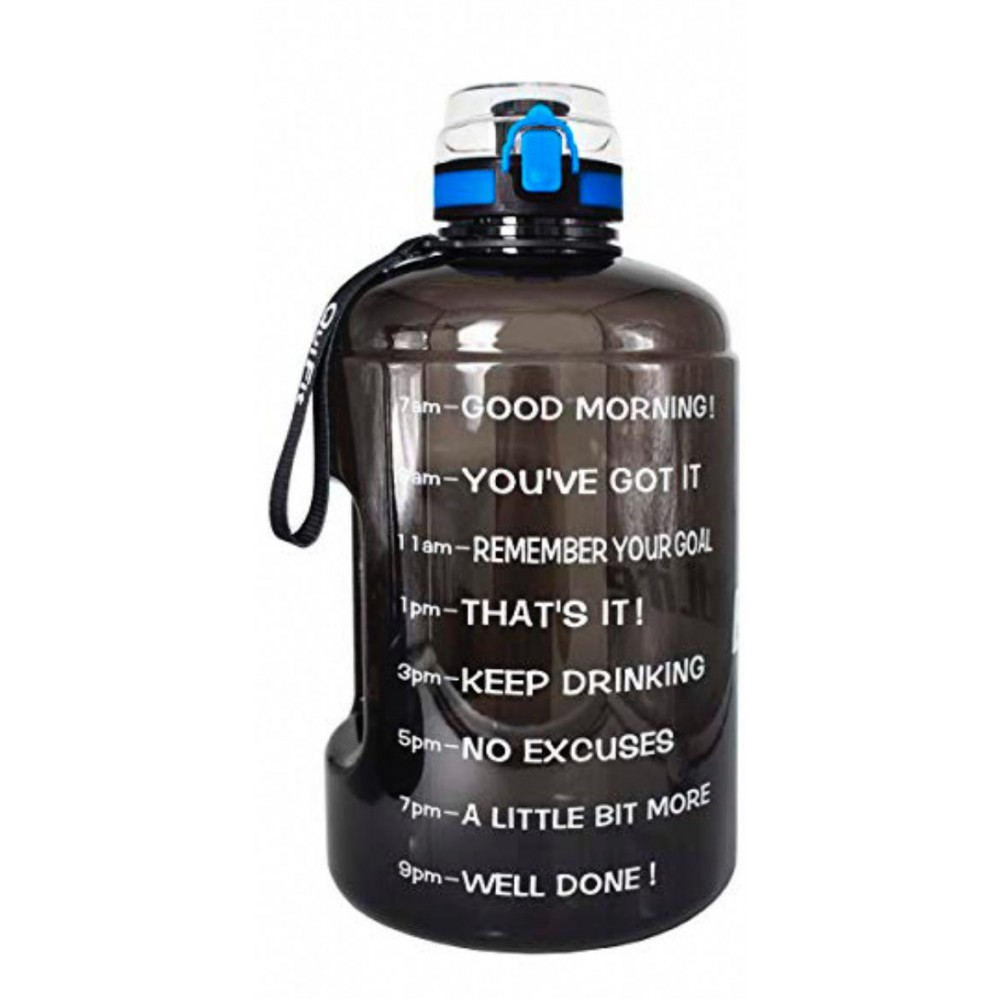 Marked Gallon to motivate drinking water