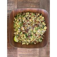 Nutritious delicious brunch salad