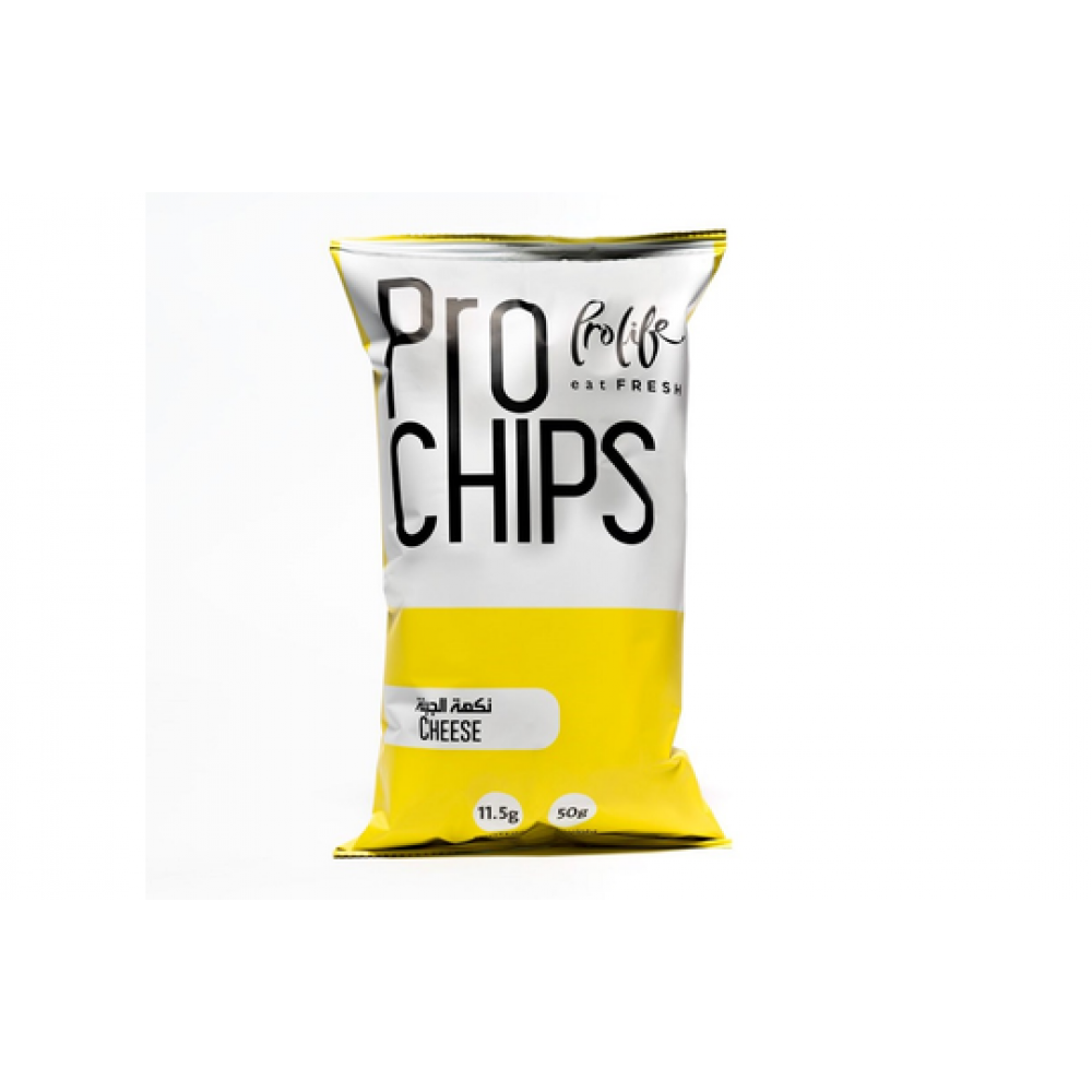 PRO LIFE PROTEIN CHIPS CHEESE