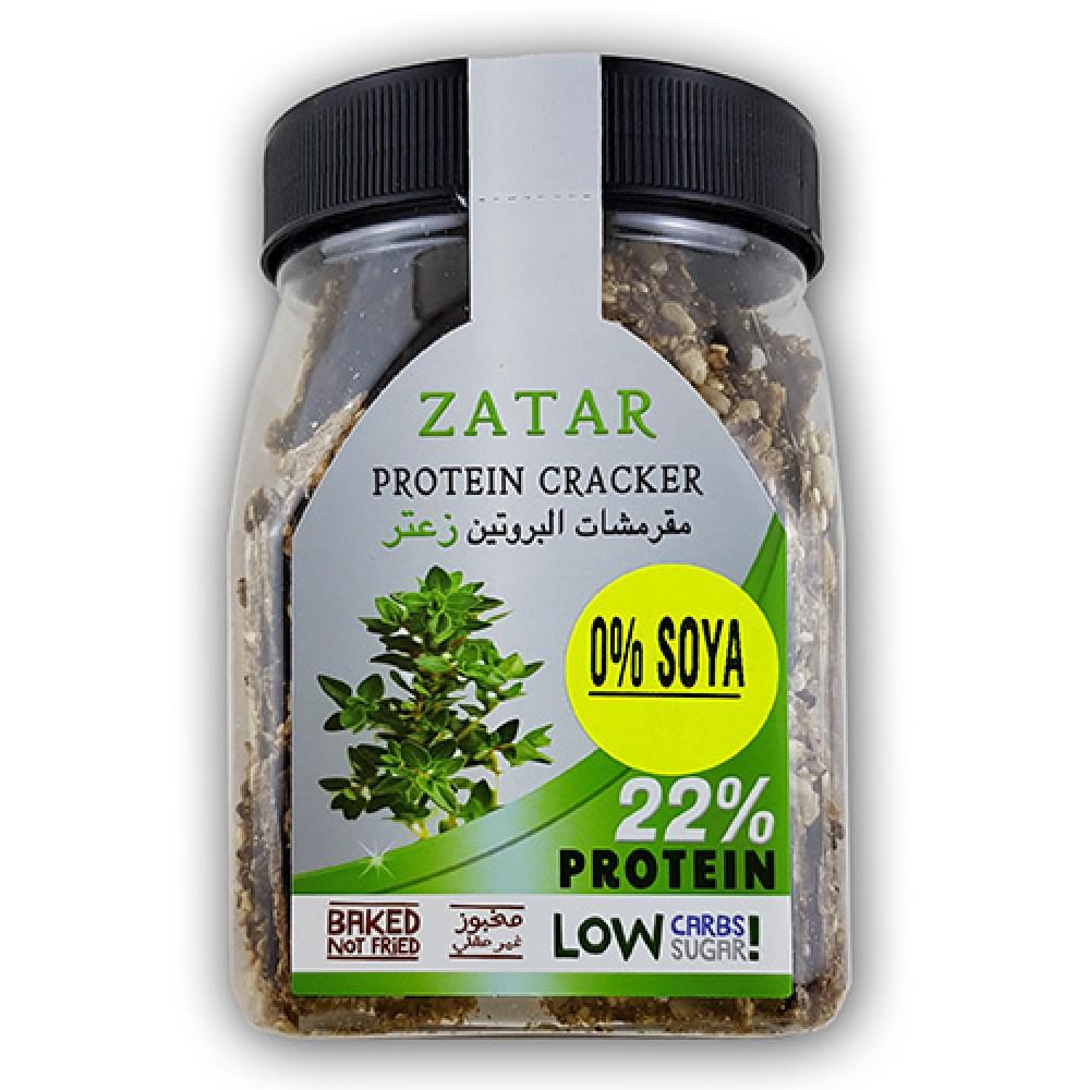 Zatar Protein Cracker