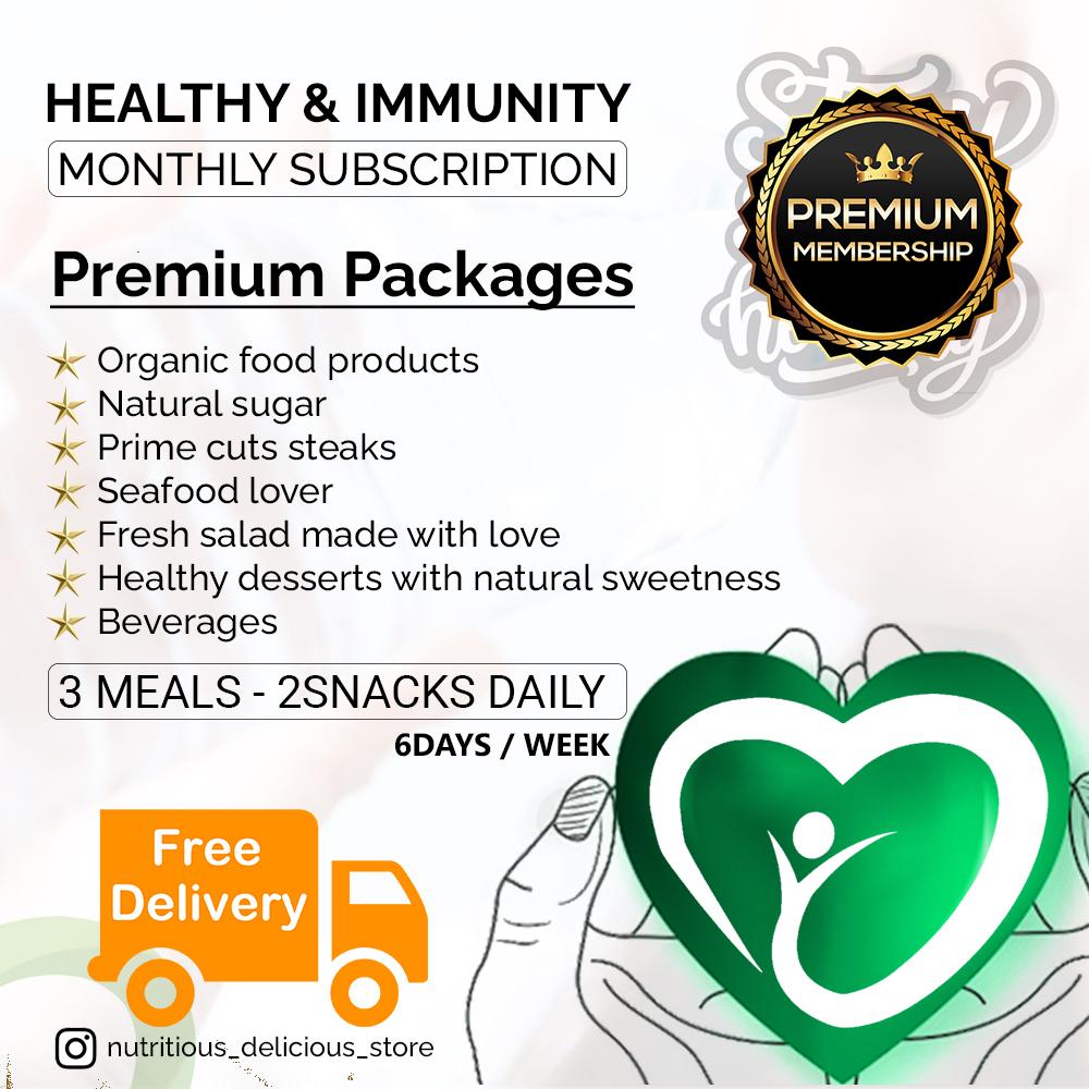 Premium Healthy Package