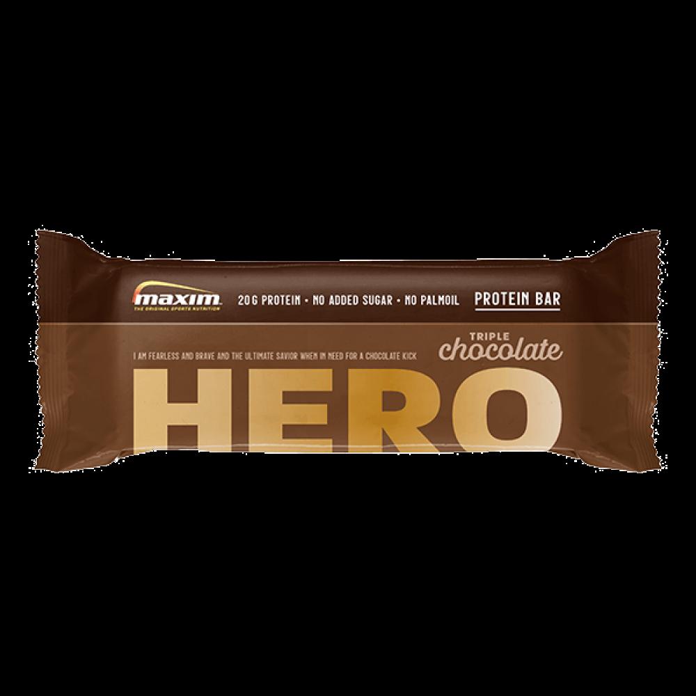 Maxim Hero Triple Chocolate