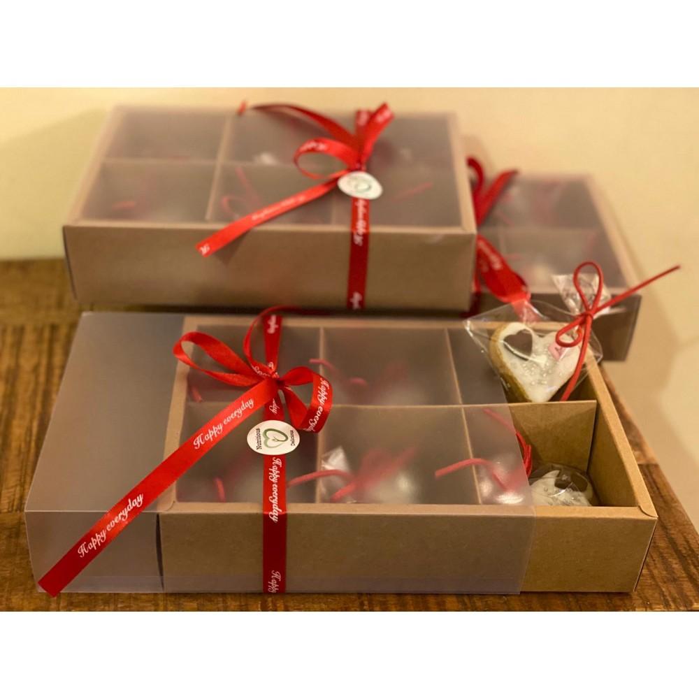 Valentine's Cookies Box